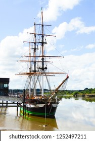 Dunbrody Famine Ship New Ross Co. Wexford Ireland