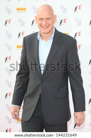 c188d11c9d Duncan Goodhew arriving for the F1 Summer Party, at Old Billingsgate,  London. 26