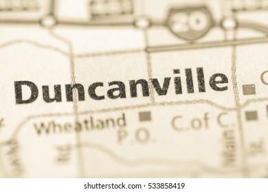 Duncanville. Texas. USA