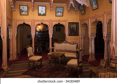 Indian Interior Design Hd Stock Images Shutterstock