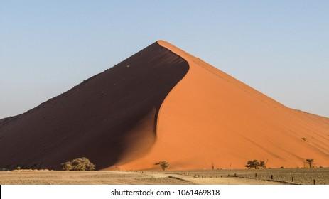 Dune 47 desert landscape