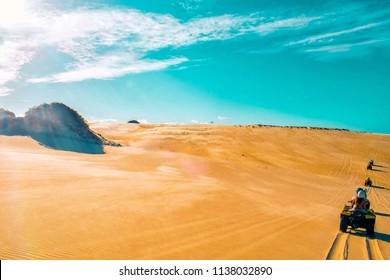 Dune Buggy - Maracajau - Natal - Rio Grande do Norte . Brazil
