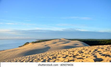 Dune du Pilat. France