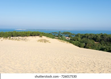 Dune of Pyla on the Arcachon Bay, France