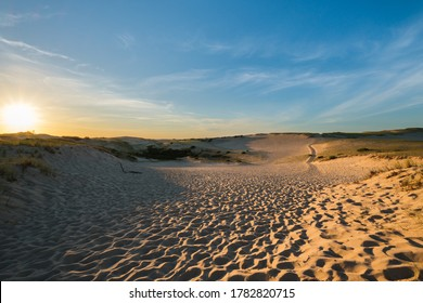 The Dune Shacks Trail in Provincetown, MA