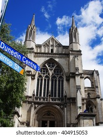 Dunedin Church , New Zealand