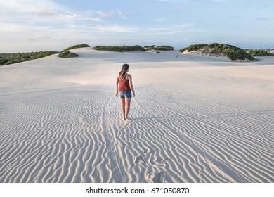 Dunes of Aracaju, Brazil