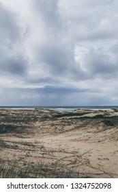 Dunes in Australia