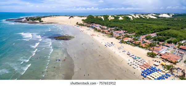 Dunes of Genipabu, Natal, Rio Grande do Norte, Brazil