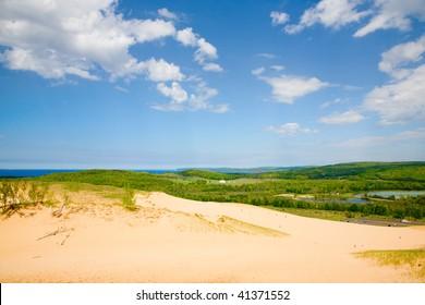 Dunes of Northern Michigan
