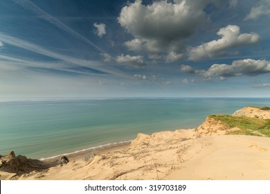 Dunes on north sea