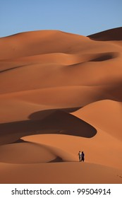 Dunes of the Sahara