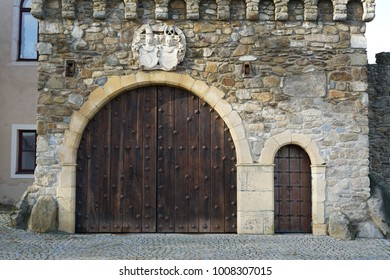 Dungeon in Medieval Castle in very good condition in Falkenfels in Bavaria