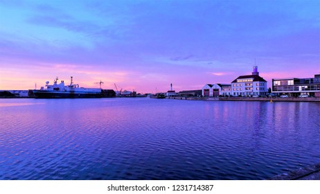 Dunkirk, the open sea