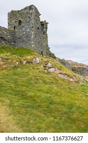 Dunlough Castle - Three castles at West Cork in Ireland
