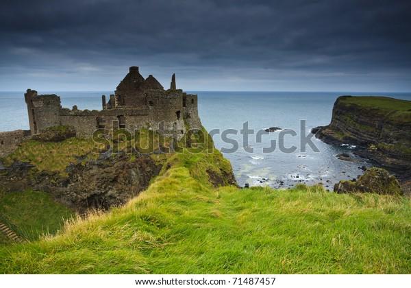 Dunluce Castle, Antrim - Ireland
