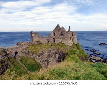 Dunluce Castle is ruined medieval castle in Northern Ireland. place has been used as Game of Thrones filming location.