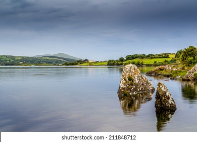 Dunmanus harbour West Cork Ireland