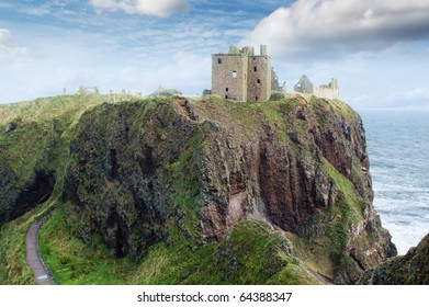 Dunnotar castle, Stonehaven