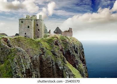 Dunnotar castle, Stonehaven, Scotland