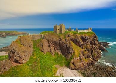 Dunnottar castle - Stonehaven - Scotland