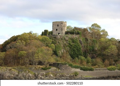 Dunollie Castle, near Oban - Scotland
