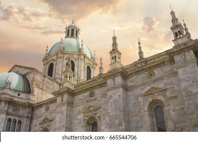 Duomo di Lecco, Cathedral