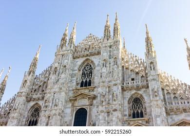 Duomo di Milano  view