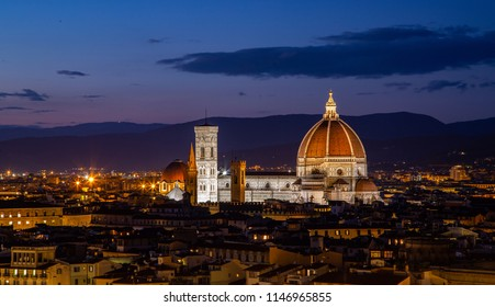 Duomo Florence cathedral landmark in Italy