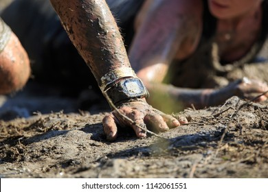 durable smart watch watches in race sport mud resistant in hand