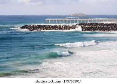 Duranbah beach, Gold Coast, Australia