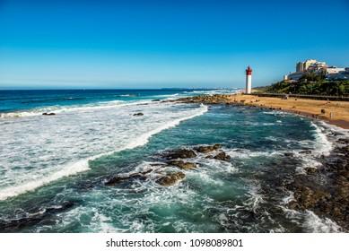 Durban City by the Lighthouse Coastline