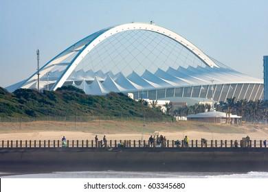 Durban Football Stadium - Moses Mabida