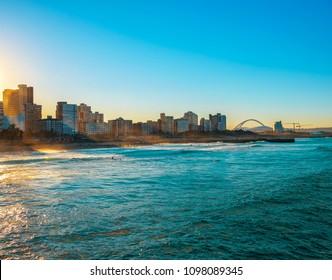 Durban, South African Coastline