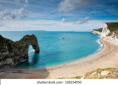 Durdle Door ,Dorset Jurassic Cost ,England