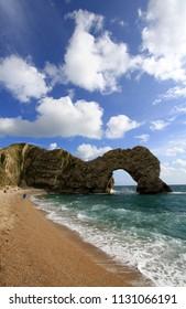 Durdle Dor, Jurassic Coast, Dorset, England