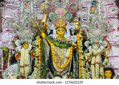 Durga Puja Kolkata  2017