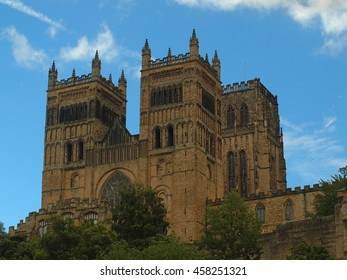 Durham Cathedral in County Duham, England