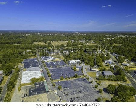 Durham North Carolina Usa Stock Photo Edit Now 744849772