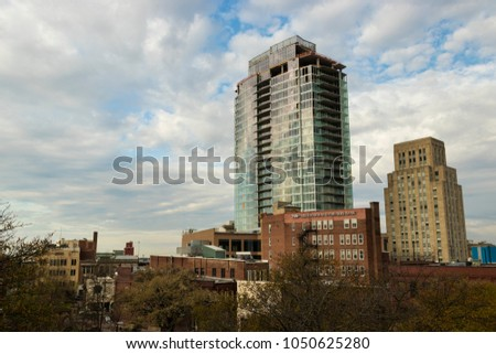 Durham North Carolina Usa March 17 Stock Photo Edit Now 1050625280
