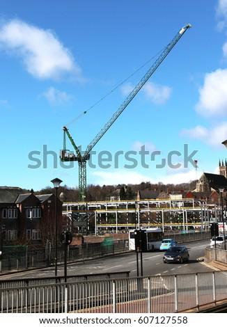 Durham U K 21st March 2017 Stock Photo Edit Now 607127558
