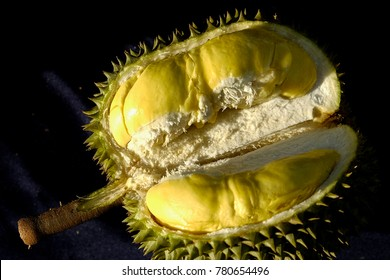 Durian is the king of fruits in Malaysia.