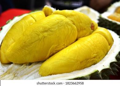 Durian Musang King from Malaysia