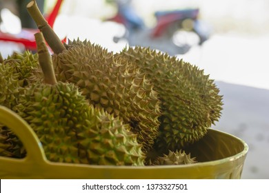 Durian Paste to sell the fruit market
