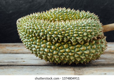 durian texture background