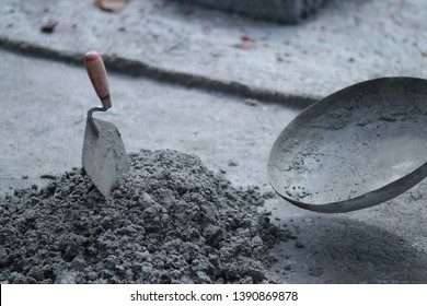 During construction, different materials are used. However, cement is one of the main ingredients of construction materials. ... Cement is a binding material, which sets and hardens, and is used to bi