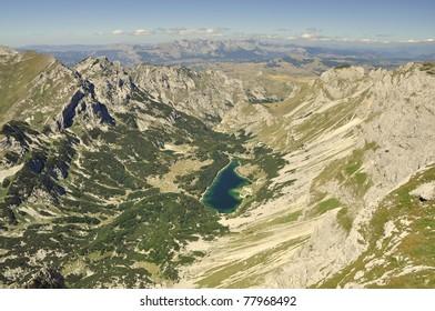 Durmitor Mountain, Monte Negro