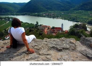 Durnstein - Pearl of Wachau, lower Austria