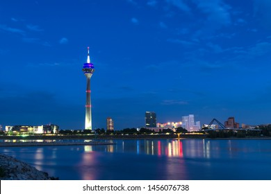 Dusseldorf downtown, Dusseldorf downtown at night, Dusseldorf altstadt, Dusseldorf downtown at night and day time