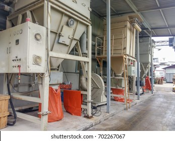 Dust Control System in Industrial Plants.